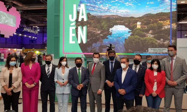 La provincia de Jaén exhibe en Fitur todo su potencial