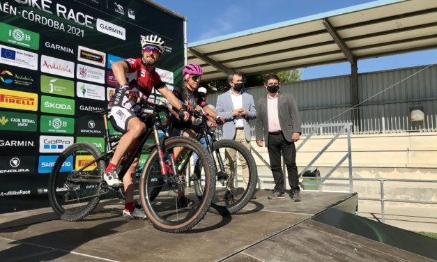 La Andalucía Bike Race trae un importante impacto promocional y retorno económico a la provincia