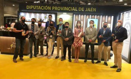 La oferta gastronómica jiennense se luce en Madrid Fusión