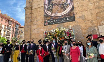 Jaén, con la Virgen de la Capilla
