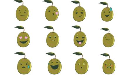 Los escolares conocen el programa educativo «el olivar»