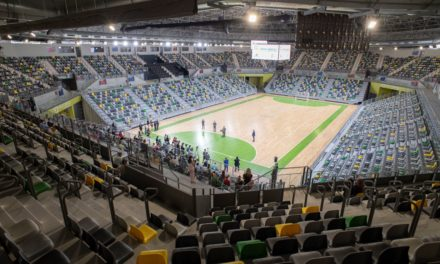 'Olivo Arena', la mayor inversión pública en años en jaén