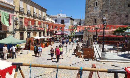 Iznatoraf retorna al pasado con las fiestas medievales
