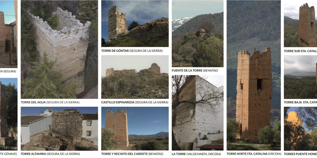 Un viaje entre fortalezas almohades