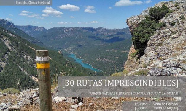 Rutas imprescindibles por Cazorla, Segura y Las Villas