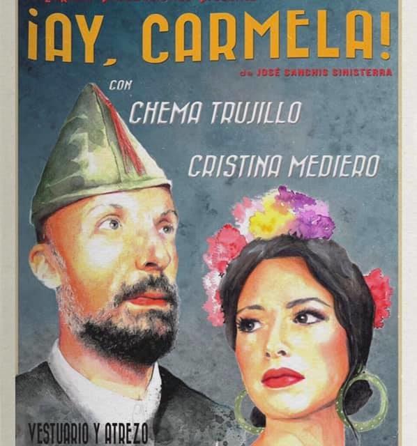 «Ay, Carmela», de Loklaro, en el «Otoño Cultural» de Villanueva