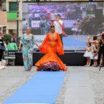 Moda flamenca desde Santo Tomé