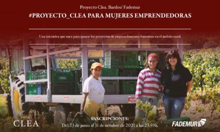 Últimos días para el proyecto Clea de emprendedoras rurales